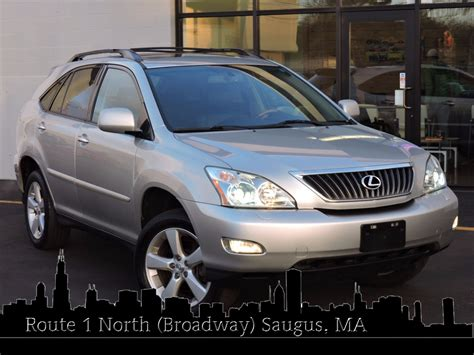 lexus rx 350 2008 used 2008 lexus rx 350 gl350 bluetec at auto house usa saugus