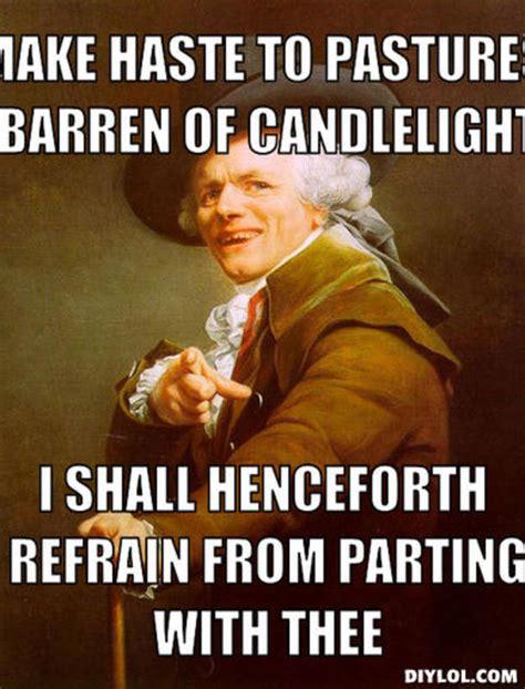 Ducreux Meme Generator - barren memes image memes at relatably com