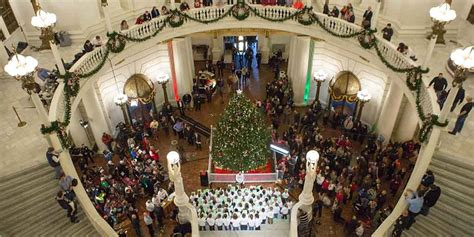 sacramento capitol christmas tree lighting 2017 governor wolf and first lady wolf light the 2017 capitol