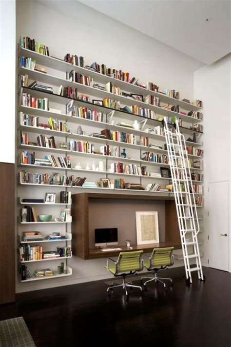 10 home library decorating ideas