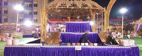 Basant Caterers and Wedding Planner cater your needs for