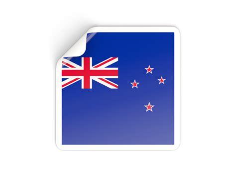 Australian Flag Icon Sticker For Gopro Hd 3 3 square sticker illustration of flag of new zealand
