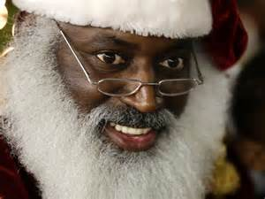 who says santa claus has to be white abc news