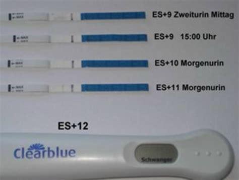 schwangerschaftstest ab wann positiv fotoseite zum kinderwunsch orakel