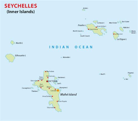 seychelles map earth map of seychelles praslin constance hotels and resorts