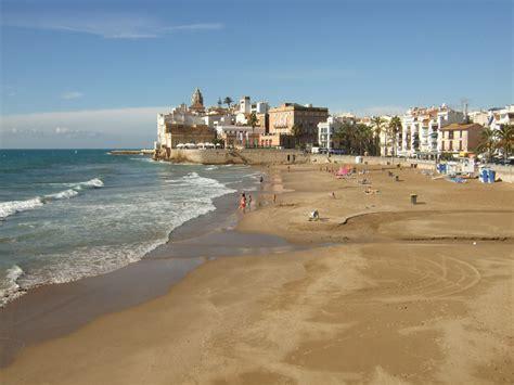 barcelona beach barcelona spain by luxe travel