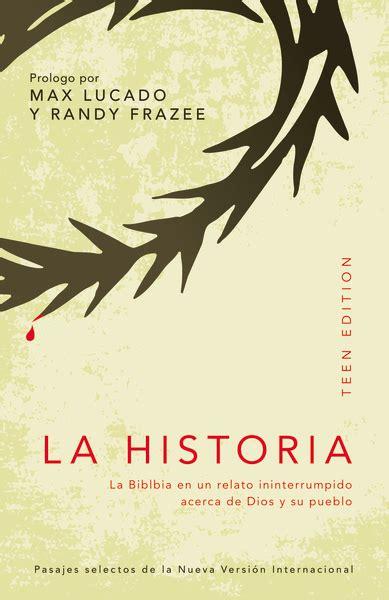 Spanish The Story Teen Edition La Historia Teen Edition