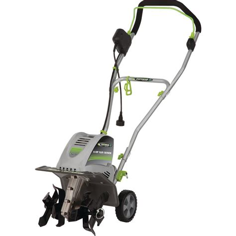 earthwise   amp  corded tillercultivator