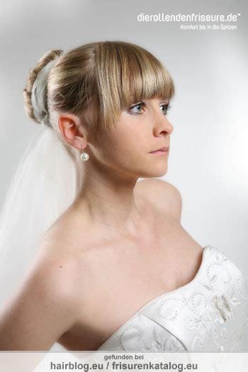 Brautfrisuren Mit Schleier 2016 by Hochzeitsfrisur Mit Haarband Und Schleier F 252 R 2016