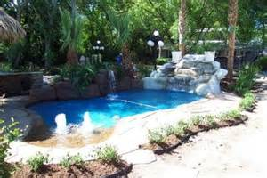 Inground Pools For Small Backyards Small Inground Pools For Small Yards Has Become Popular For Small Back Yards Mention This