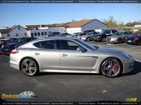 porsche panamera silver panamera turbo autos post