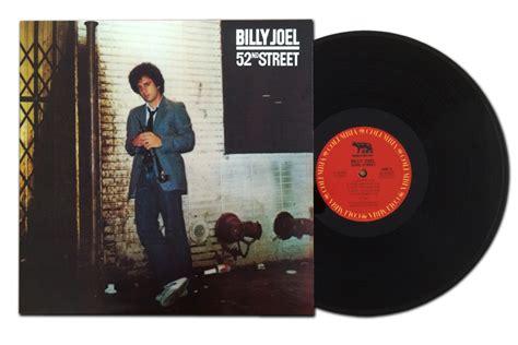 lp billy joel  street