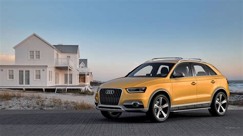 Audi Q3 Mobile by Audi Q3 Wallpapers Hd Desktop And Mobile Backgrounds