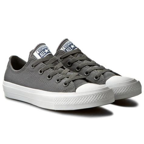 sneakers converse ct ii ox 150153c thunder white navy