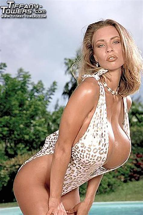throwback thursday with tiffany towers in bathing suit