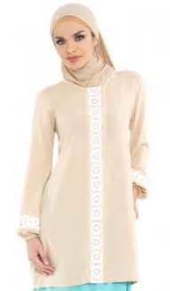 Alona Tunic alena lace paneled tunic islamic tunic
