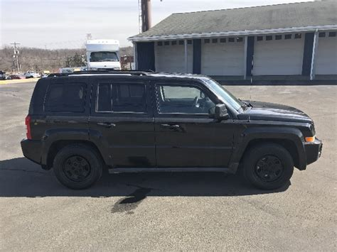 electronic stability control 2009 jeep patriot parking system used 2009 jeep patriot sport 4wd for sale in uniontown pa 15401 one stop auto group