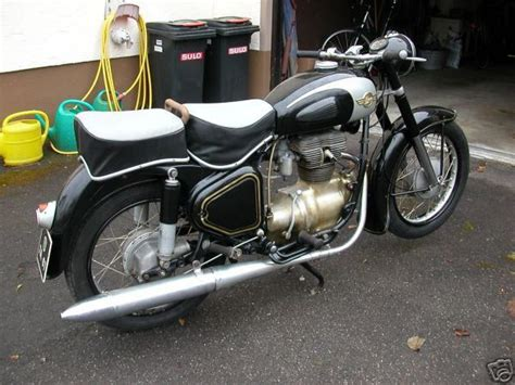 Awo 425 For Sale by 1960 Simson Awo 425 S Classic Motorcycles