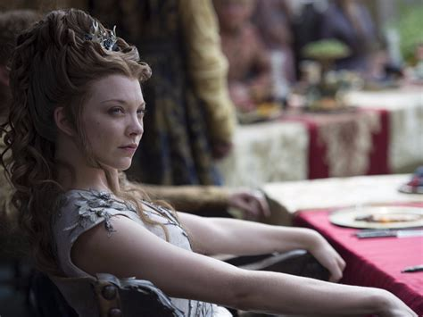 Natalie Dormer Of Thrones Of Thornes Natalie Dormer Originally Auditioned For