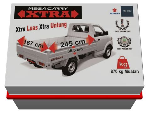 List Order Ka Indah by Mega Carry Suzuki Harapan Indah