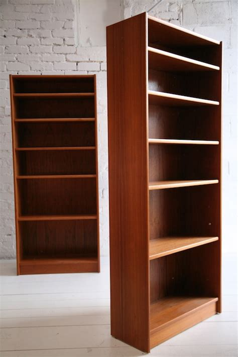 bookcases ideas wonderful teak bookcase design simple