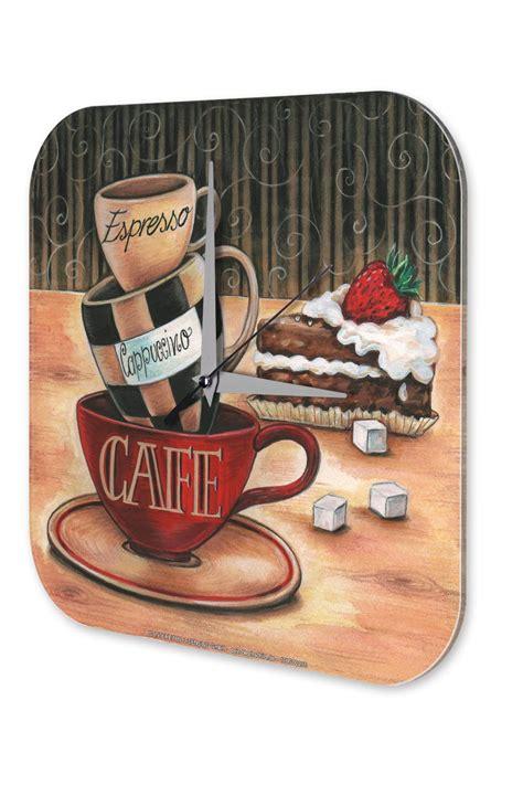 werkstatt uhr groß wanduhr kaffee cafe bar marke kaffee espresso cappuccino