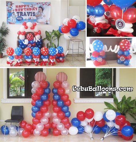 nautical themed balloons mickey mouse clubhouse standees house design and