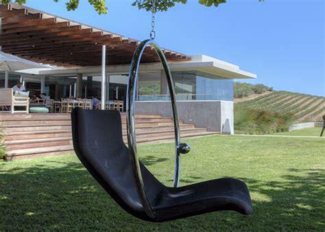 Fauteuil Balancoire by Fauteuil Suspendu Balan 231 Oire Ring Chair Du Designer Eero