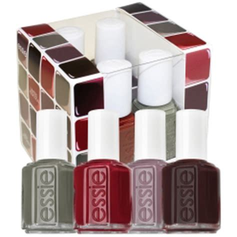 Essie Mini Fall 2013 essie mini fall collection 2010 4 products free
