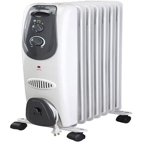 electric radiator home office room floor portable thermostat space heater ebay