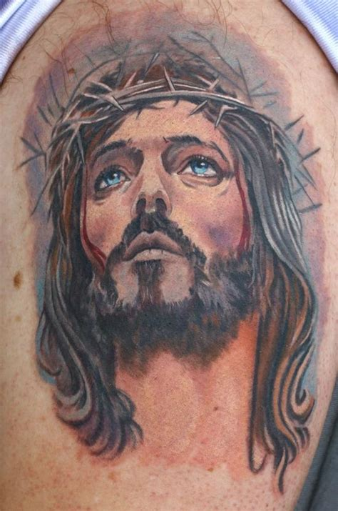 cristo tattoo tattoos of jesus
