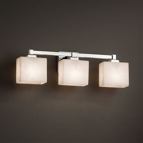 justice design cld 8433 regency clouds 3 light bathroom