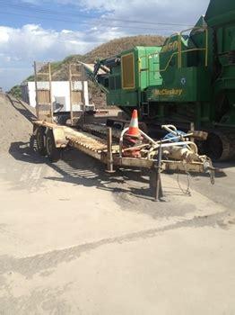 Air Coupler Type Sh Einhill Ukuran 12 Inch 40sh low loader tag along tri axle 12 2001 atm 40 tonne