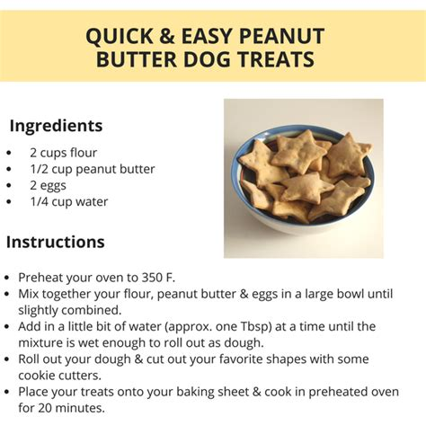why do dogs like peanut butter easy peanut butter treats puppy leaks