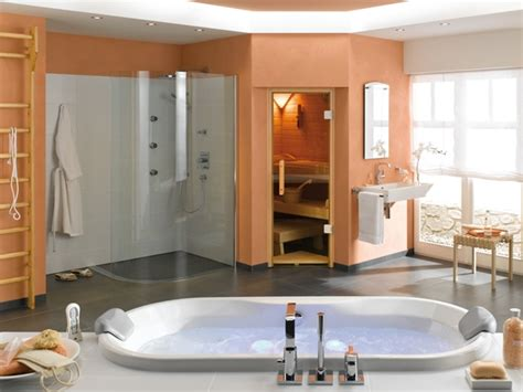 Wellness Badezimmer by Wellness Badezimmer Wellness Sauna Bad Pool