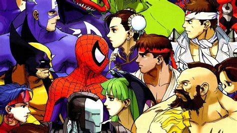 Marvel Vs Capcom Live Wallpaper by Marvel Vs Capcom Wallpaper 64 Images