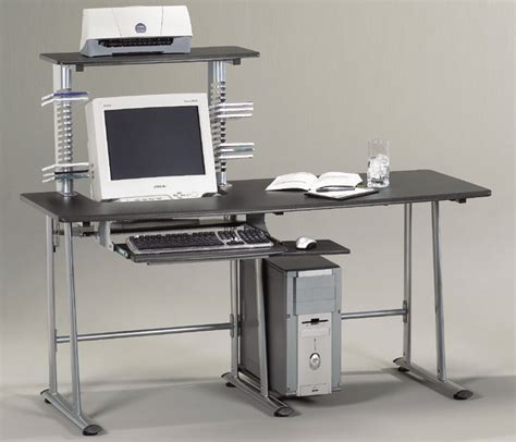 Caddy Corner Desk Avstoreonline Mayline Pc Desk And Caddy