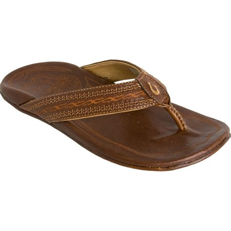 olukai mens sandals olukai akua sandal s backcountry
