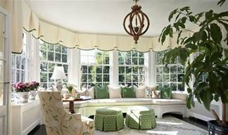 sunroom curtains window treatments bucks county designer house sunroom window treatments