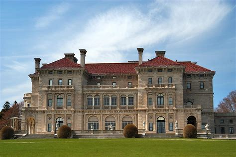 Rhode Island Search Breakers Mansion Newport Rhode Island Search In Pictures