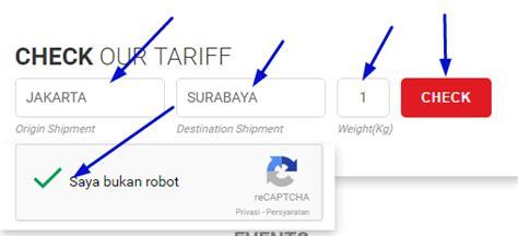 cek resi index cargo cek ongkir jne reguler yes express cek tracking resi
