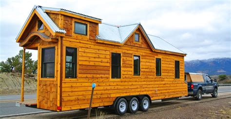 Safe Towing Of Your Tiny House Part 2 Tiny House Blog Towing A Tiny House