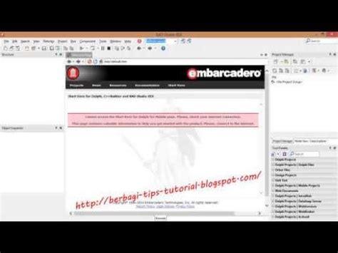 tutorial kalkulator delphi 7 tutorial cara membuat kalkulator dari delphi xe6 youtube