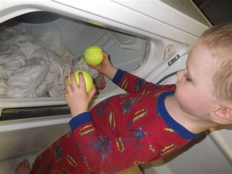 tennis balls in dryer with comforter dear hallee drying sheets hallee the homemaker
