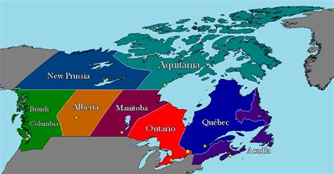 Mba Without Borders Canada by Revised Canadian Borders By Lehnaru On Deviantart