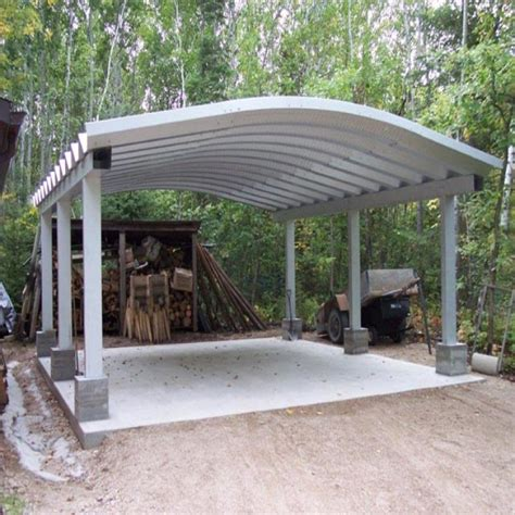 Aluminum Carport Kits by 1000 Ideas About Metal Carports On Metal Carport