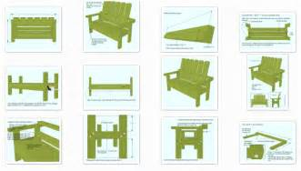 Simple Garden Bench Plans Free Bench Guides And Plans Garden And Outdoor Benches