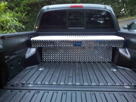 Toolbox For Toyota Tacoma Jus Got My Stealth Dc Tool Box Fit Tacoma