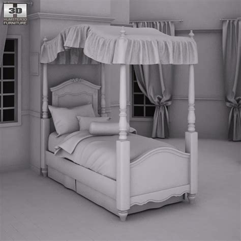 ashley exquisite bedroom set ashley exquisite bedroom set 3d model humster3d