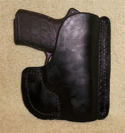 Handmade Pocket - custom handmade pocket holster keltec pf9 jackson